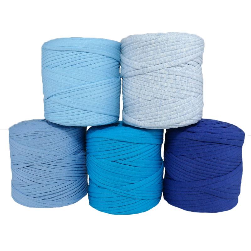 Blue Group T-Shirt Yarn