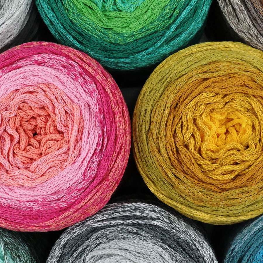 Macrame Cake Yarn