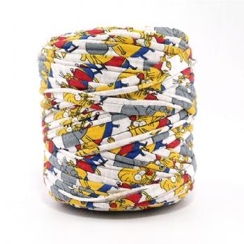 Colorful Group T-Shirt Yarn